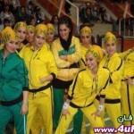 مسابقات رقاصی دختران در تهران+عکس