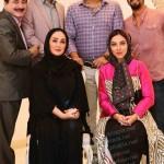 عکس جدید فرزاد حسنی و بازیگران مشهور