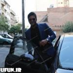 عکس پورشه علیرضا نیکبخت واحدی|عکس ماشین نیکبخت