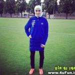 تنها دختر فوتبالیست لژیونر ایرانی+عکس