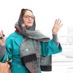 عکس های دیدنی مهناز افشار در برج میلاد | عکس های لو رفته از مهناز افشار