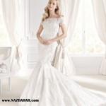 جدیدترین گالری مدل لباس عروس 2015 فوق شیک