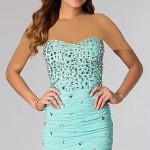 مجموعه مدل لباس مجلسی کوتاه دخترانه جدید 94