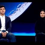 حاشیه های حضور الهام عرب در ماه عسل