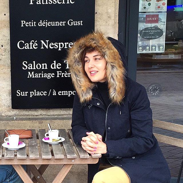عکس جدید و زیبای گلوریا هاردی در صفحه شخصی اش