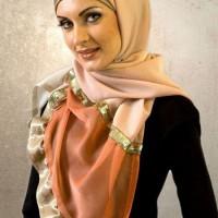 جدیدترین مدل های شال و روسری ۹۳|Scarf 2014