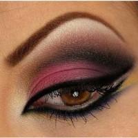 مدل های جدید و زیبا آرایش چشم ۲۰۱۴-۹۳