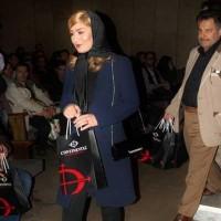 عکس هایی از تیپ جدید سحر قریشی در افتتاحیه فیلم نازنین آذر ۹۲