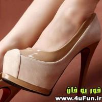 مدل کفش مجلسی زنانه|کفش پاشنه بلند ۲۰۱۴