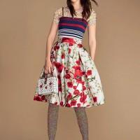 مدل لباس زنانه برند دی اند جی D&G مناسب با بهار ۲۰۱۶