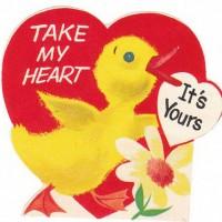 نمونه های زیبای کارت پستال ولنتاین ۹۴