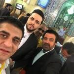 عکس های جدید افراد معروف در انتخابات ۹۴